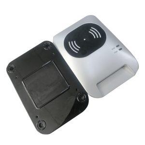 Custom Scaning ID Card Machine Plastic Case
