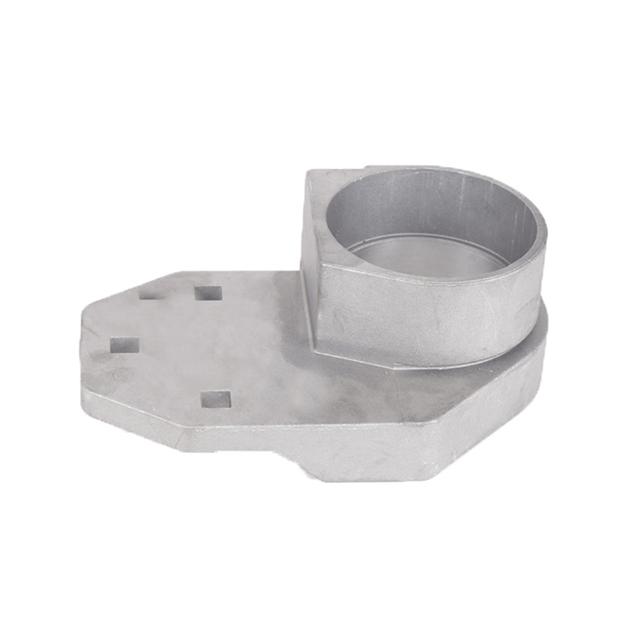 custom aluminium parts making