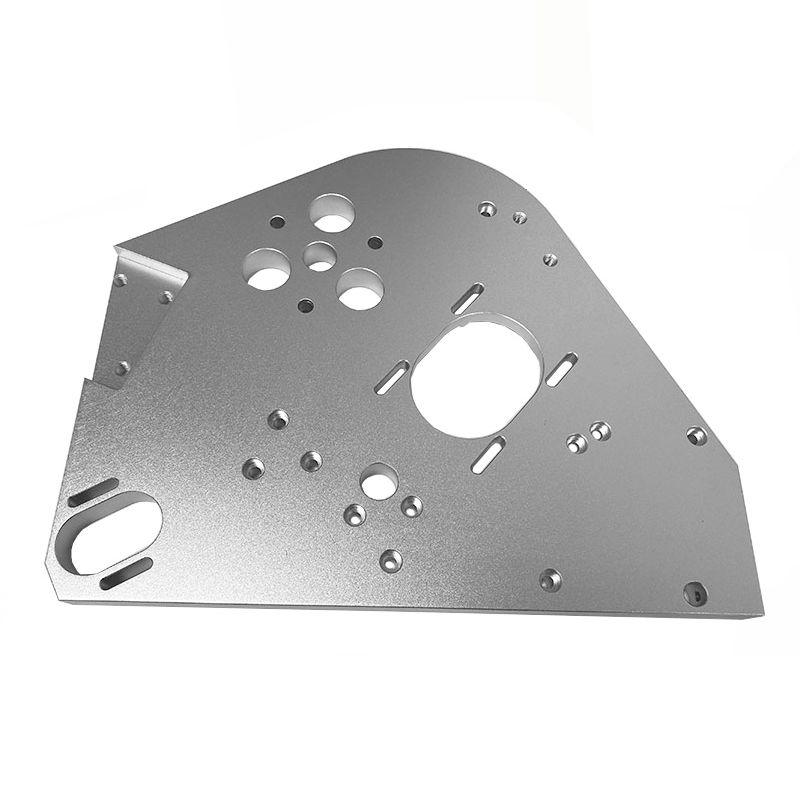 alser cutting CNC parts