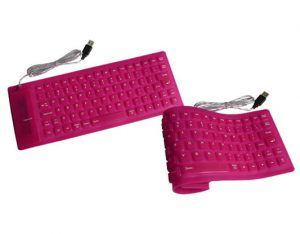 silicone rubber molding for computer keypad