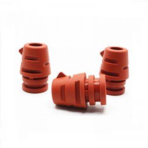 Silicone/rubber plug waterproof silicone/rubber parts
