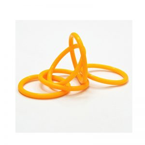 Color silicone ring o-ring Custom rubber ring