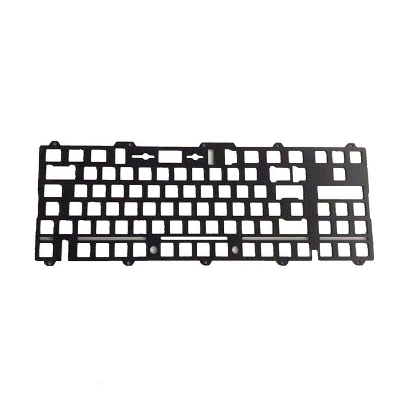 customized carbon fiber keypad