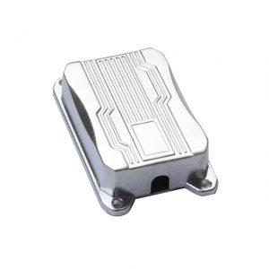 High pressure die casting aluminium case cover