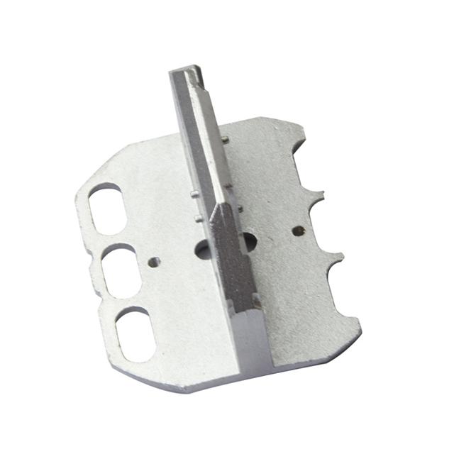 die cast aluminium brackets