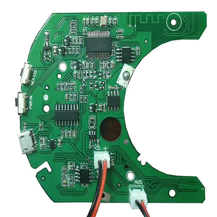 Smart Wireless Music Flowerpot Speaker PCB PCBA