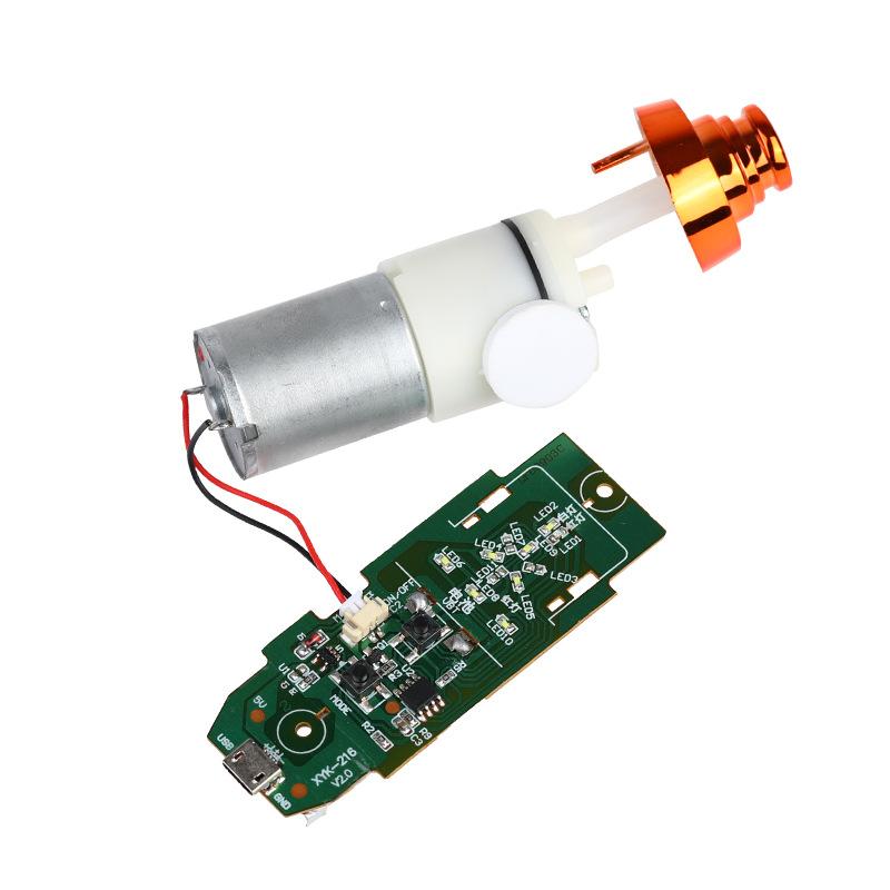 Portable Electric Vacuum Acne Remover Skin Por Blackhead Removal Instrument pcb pcba