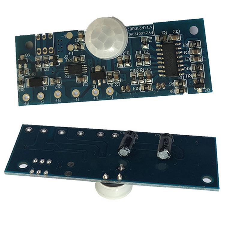 human body induction sensor control board PCBA