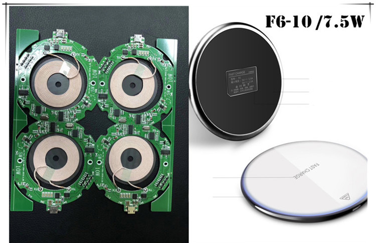 Hot selling of cheaper 15W type C charger PCBA circuit board