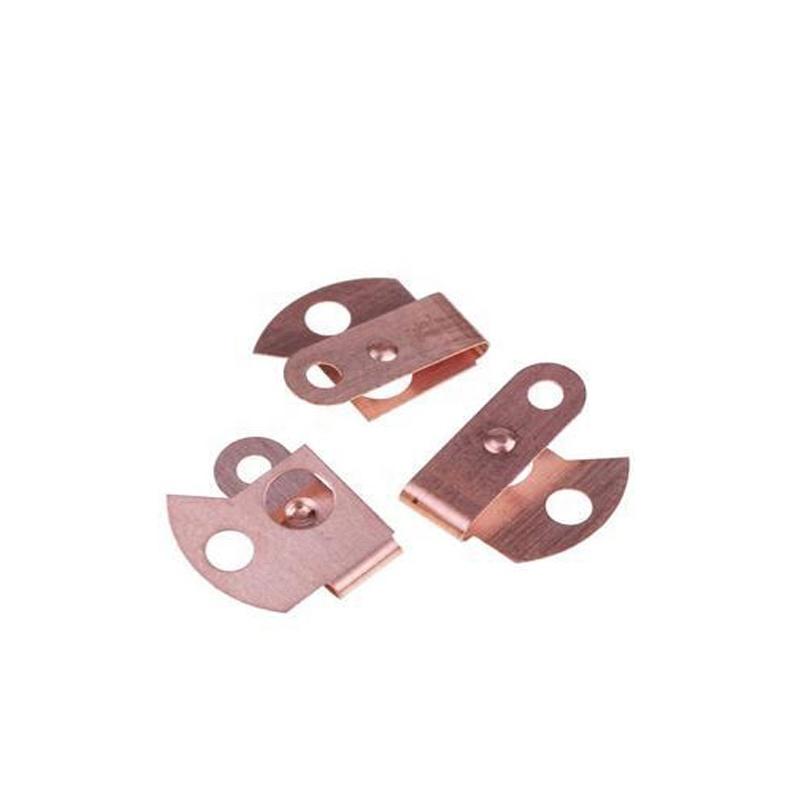 Customized Brass Copper CNC Maching Parts