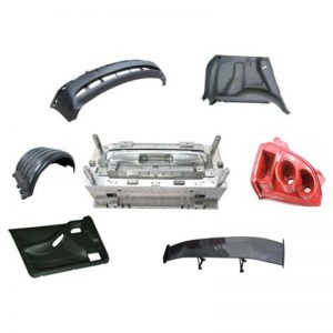 High Quality Customized Bumper Car Plastic Injection Mould