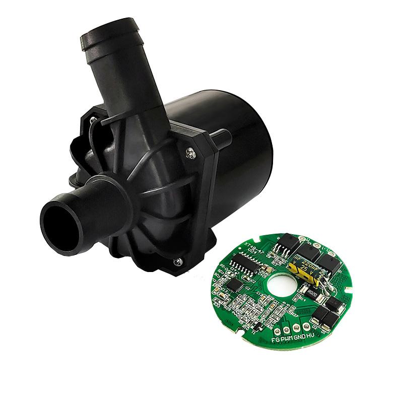 Smart toilet pump motor driver