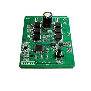 Short-style lithium battery motor drive board brushless