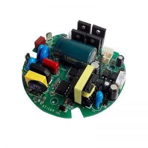100W Exhaust fan motor drive PCBA duct fan motor drive