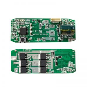 lithium battery motor drive board brushless electric tool