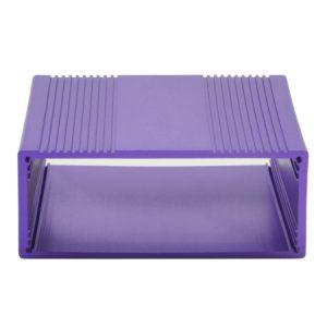 Customized CNC milling machined Aluminum enclosures/cases