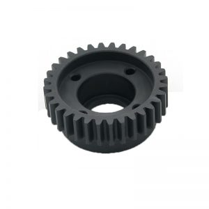 Injection molding Nylon or POM gears with custom CAD designs